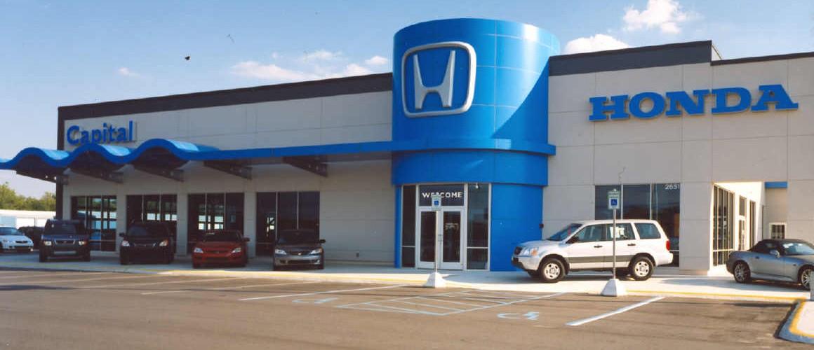 Car Dealers In Mishawaka >> Capital Honda | Wieland